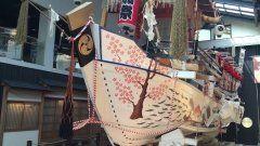 茨城県北茨城市にある北茨城市漁業歴史資料館です この博物館の一番の目玉展示物は国の選択民俗無形文化財に指定されている常陸大津の御船祭の祭事船 以外にも大きくて驚きますね(;) その他は北茨城市の伝統文化漁業なんかの資料がありますよ 漁業体験や魚の料理体験などもできるので一度遊びに行ってみるといいですよ  #観光 #茨城 #博物館 #美術館 tags[茨城県]