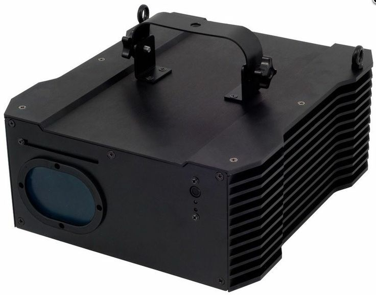 Laserworld CS-800G Green Laser Light Show Projector