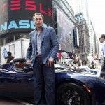 Tesla Motors joins the NASDAQ 100