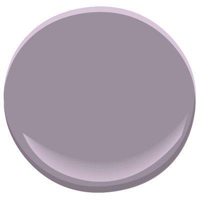 Benjamin Moore hazy lilac 2116-40