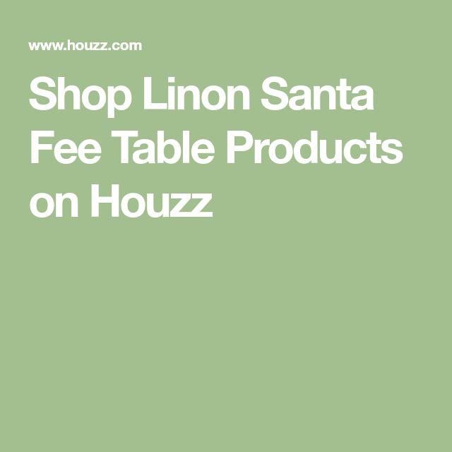 Shop Linon Santa Fee Table Products on Houzz