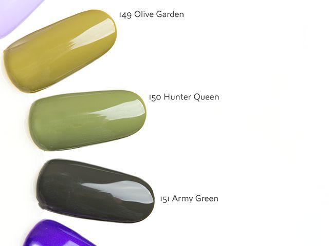 Nowości SEMILAC ! Nowe odcienie w kolekcji Unique & owocowe oliwki do paznokci