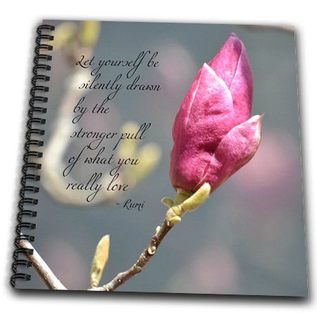 db_51351_2 PS Flowers - Be Silently Drawn - Pink Tulip Flowers - Inspirational Rumi Quote - Drawing Book - Memory Book 12 x 12 inch 3dRose,http://www.amazon.com/dp/B00BK99MPO/ref=cm_sw_r_pi_dp_irkltb09ZE77Q0G4