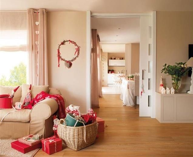 Inturage Classic Christmas Home Decoration 5