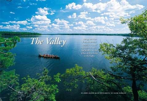 Explore the Ottawa Valley including the city of Pembroke. On the shores of the Ottawa River, and a short drive into the Achray Road section of Algonquin Park, there is much to do and see, whatever the season.