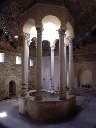 Girona -Banys àrabs