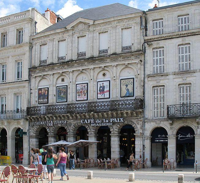 Café de la Paix - décor 1900