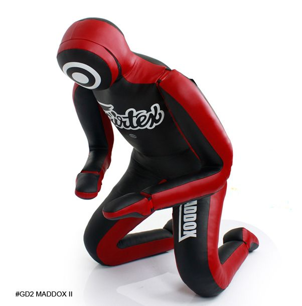 GD2 Fairtex Maddox II Ultimate Grappling Dummy