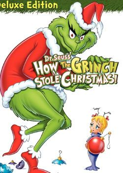 HOW THE GRINCH STOLE CHRISTMAS - 10 most popular Christmas movies to watch this year!