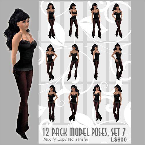 Photography - Model Poses - Dewa Eka