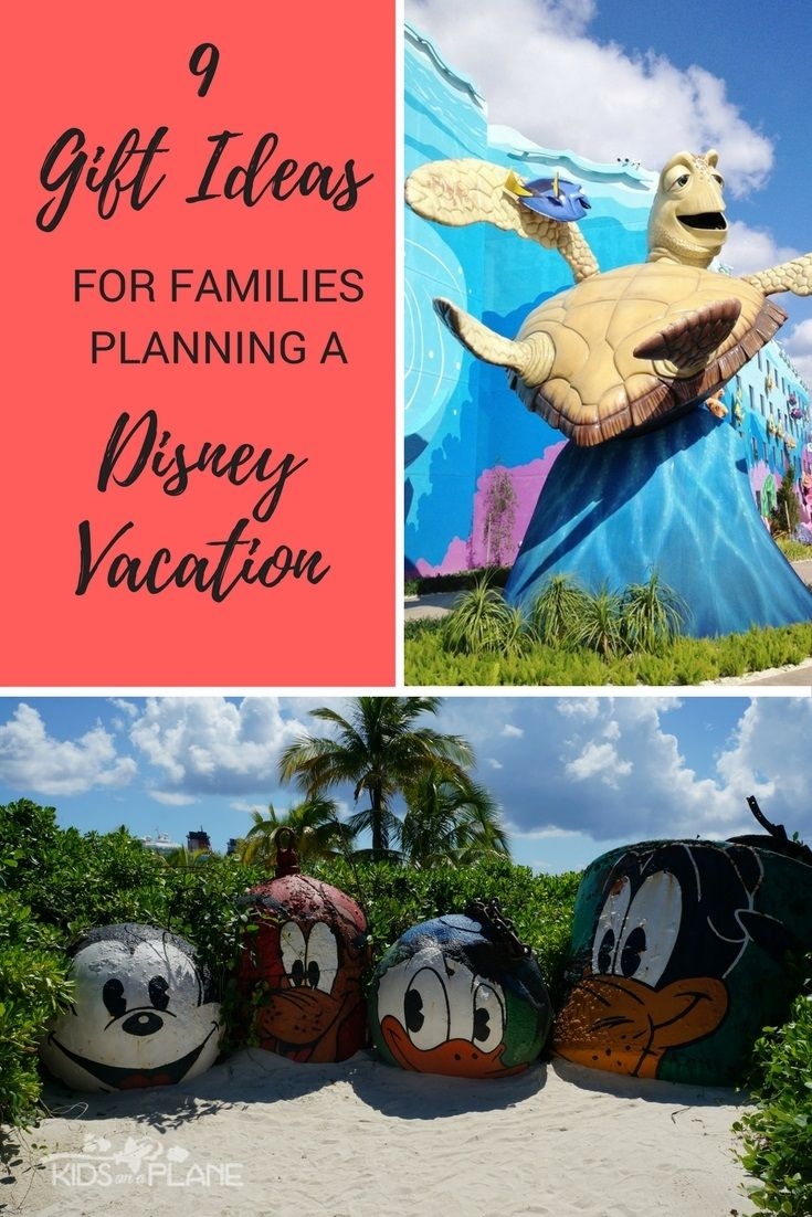 9 Practical Gift Ideas for Families Heading to Disney World, Disneyland or a Disney Cruise