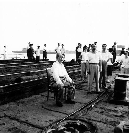 1967年在南京长江渡口