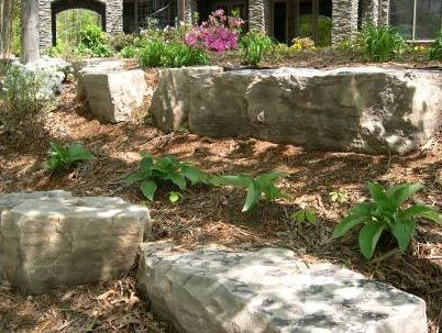 landscaping rocks landscaping boulders as garden accents