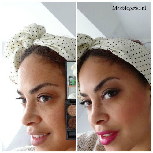 Foto tutorial: Luscious vintage make-up #howto #diy #eyeshadow #makeup