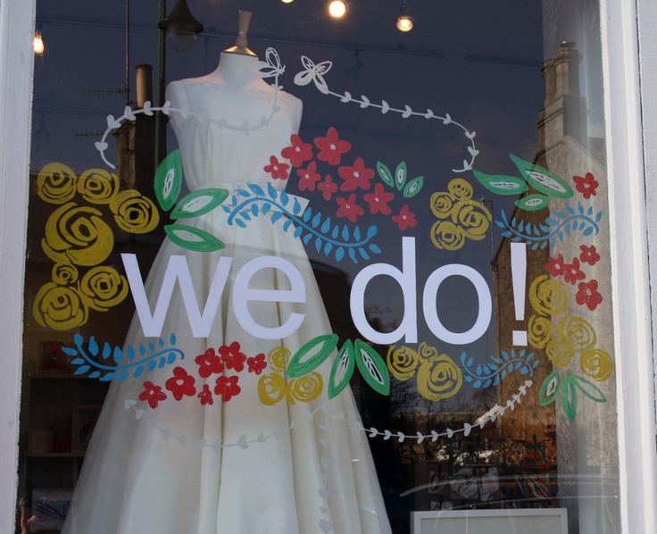 window design, wedding, bride theme