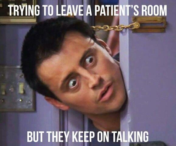 Been there... always! #Nursebuff #Nurse #humor