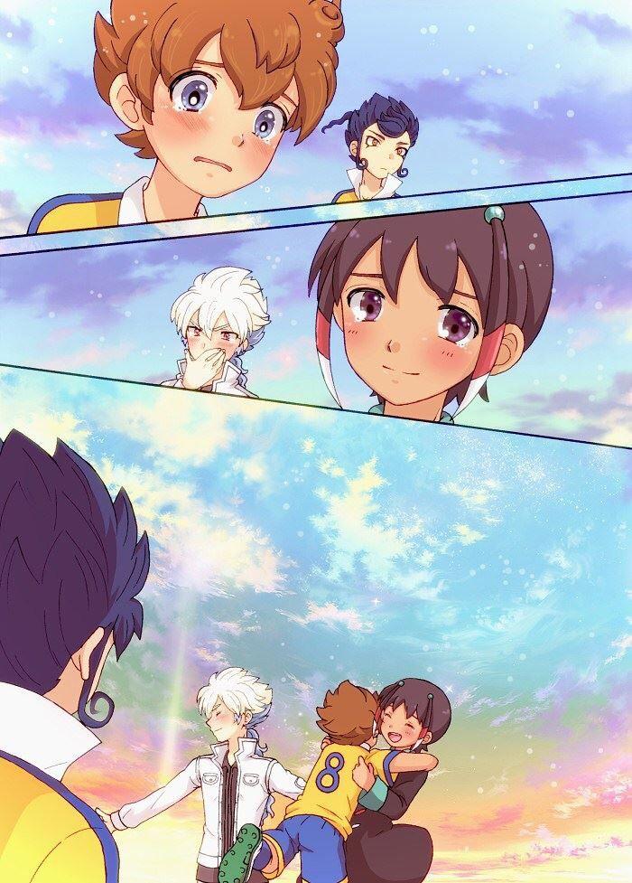 Hakuryuu :')))) Hahaha :) | Inazuma Eleven | Pinterest Anime Chibi Dragon