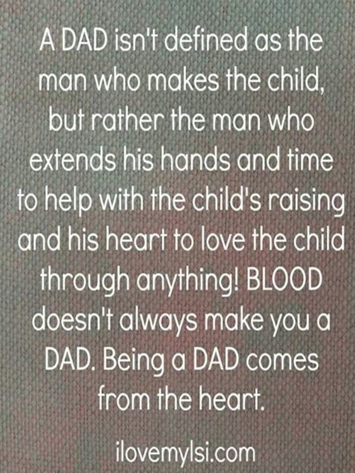 25 best images about love you dad on pinterest love you for What makes a good father quotes