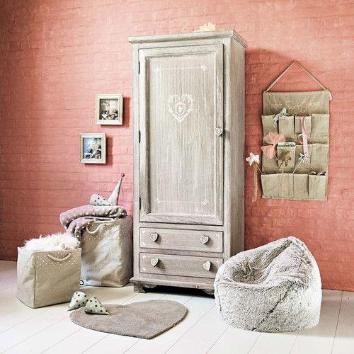 35 best camille by maisons du monde images on pinterest bedrooms dressers and dressing tables. Black Bedroom Furniture Sets. Home Design Ideas