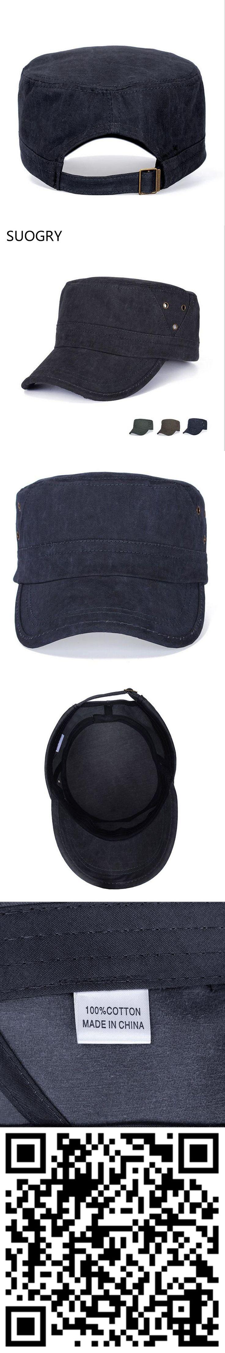 Black Military Cap men tactical military hat Hats Gorra Plana Militar Cadet Hat flat cap free sipping 2016 new