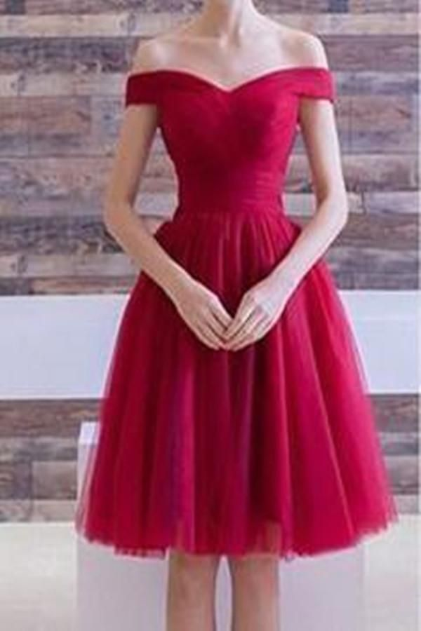 cc0e8799eb0 Hot Sale Delightful Burgundy Homecoming Dress