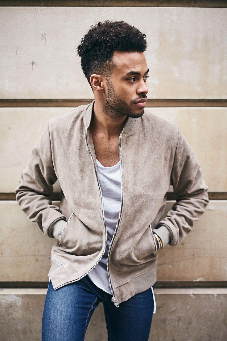 WEARECPH Collins Jacket in light grey!   #menswear #mensstyle #streetwear