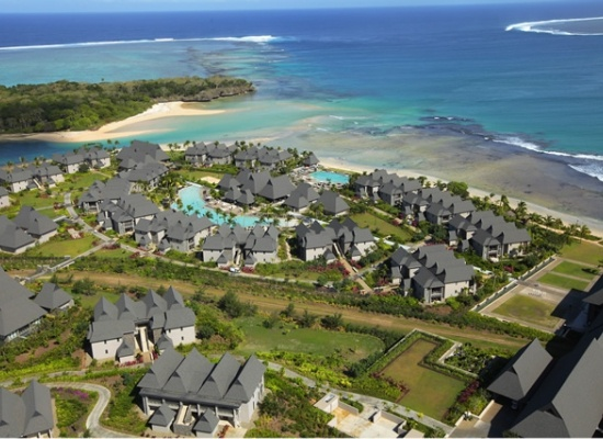 The entire InterContinental Hotel in Natadola, Fiji is plumbed out using the Buteline Plumbing System.