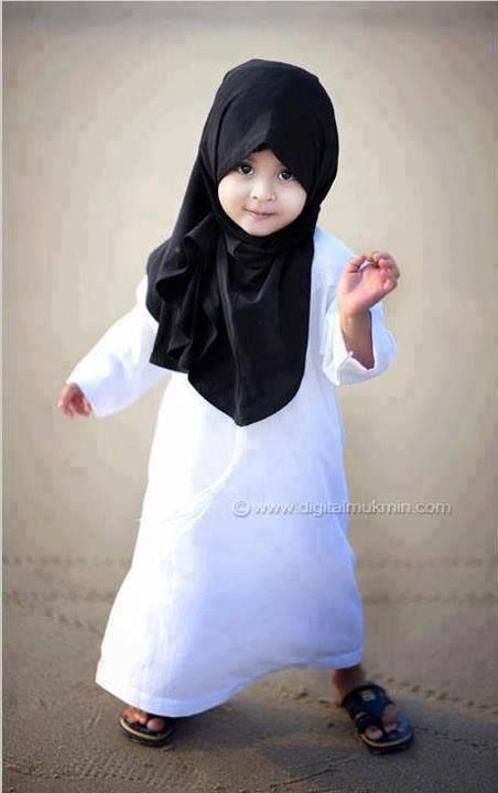 """That Hijab so neatly assembled on your head, has a thousand times more beauty than a crown on a Queen's head"" <3"