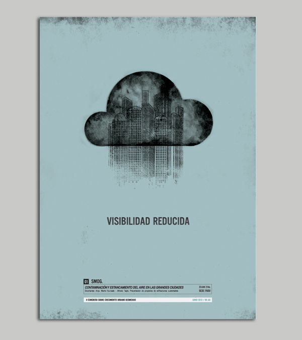 Afiches - Estados del mundo by Natalia Friol, via Behance