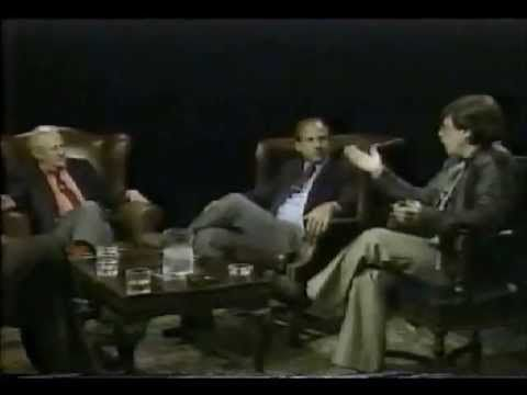 """Isaac Asimov, Harlan Ellison, and Gene Wolfe discuss science-fiction writing with Studs Terkel and Calvin Trillin on the Alpha Repertory Television Service (ARTS), the predecessor of today's A&E (Arts and Entertainment Network). The program was called """"Nightcap: Conversations on the Arts and Letters."""" All copyrights in the original material are acknowledged. This video is posted for purposes of historical"""