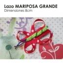 Lazo MARIPOSA GRANDE