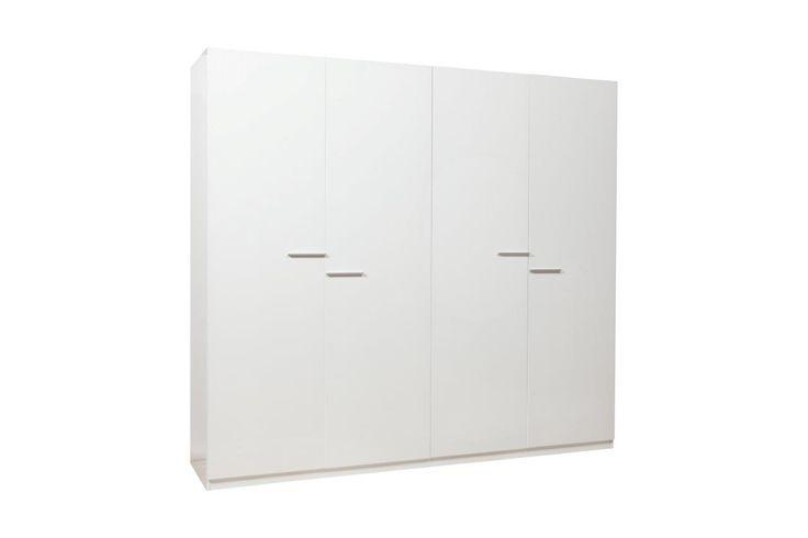 Великолепная функциональная модель шкафа с внутренними антресолями станет идеальным приобретением для просторной комнаты. Белый классический цвет идеально смотрится на гладкой поверхности, которую разбавляют аккуратные ручки. Внутренне наполнение позволяет легко расположить много вещей и имеет встроенное зеркало.             Материал: Дерево, МДФ.              Бренд: DG Home.              Стили: Скандинавский и минимализм.              Цвета: Белый.