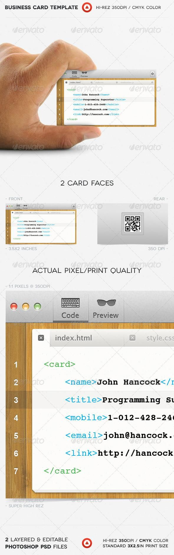 Best Business Card Design Images On Pinterest Business Card - 35 x2 business card template