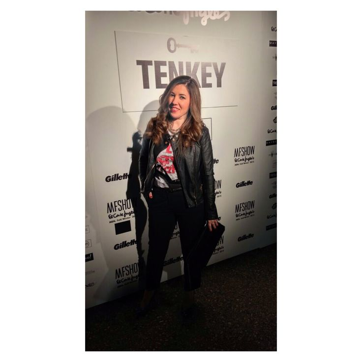 Photocall desfile de Tenkey en MFSHOW MEN otoño invierno 2015 (link en bio^) #photocall #event #tenkey #look #outfit #streetstyle #esenciatrendy