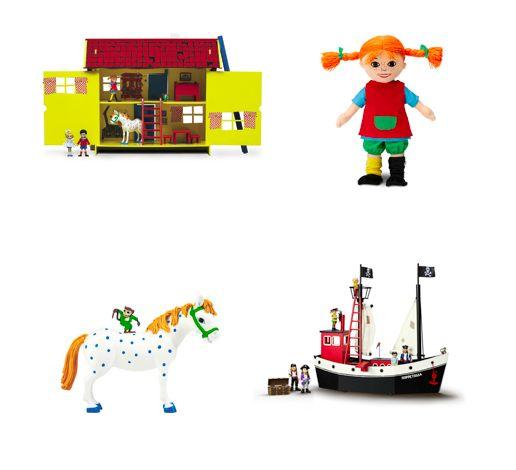 pippi longstockings toys!! What??