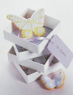 Good Things by David: Martha by Mail ~ Creating Cookies Booklet