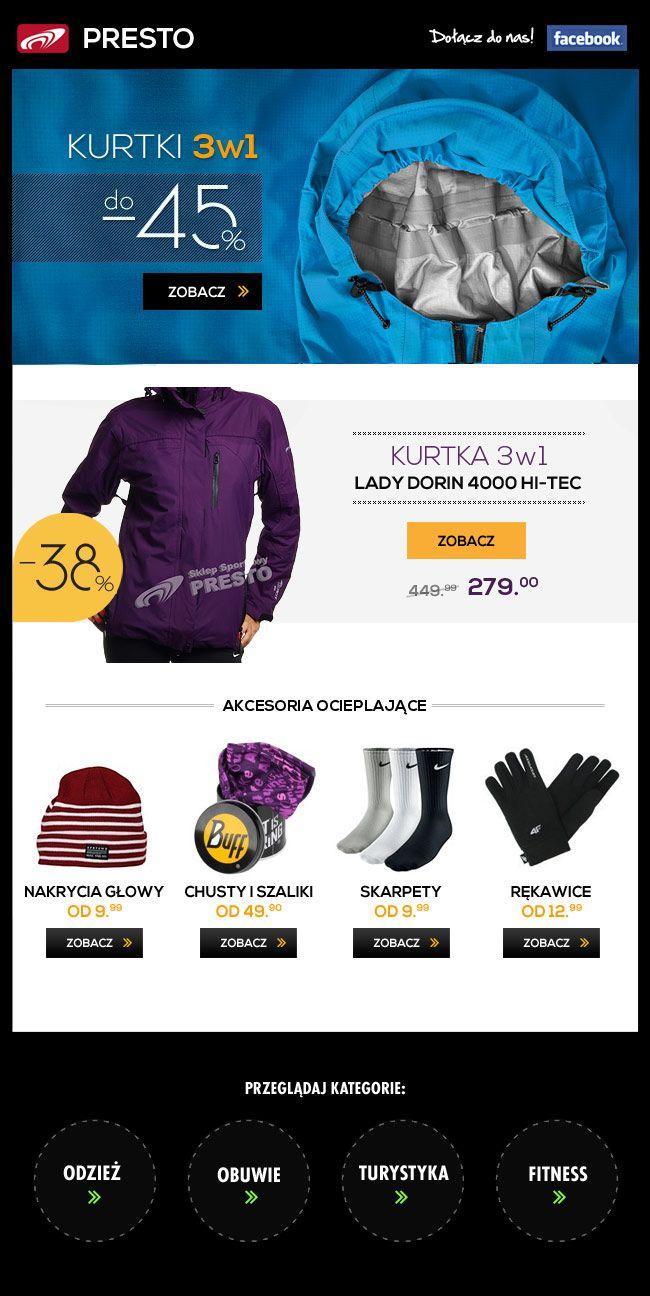 Kurtki 3w1