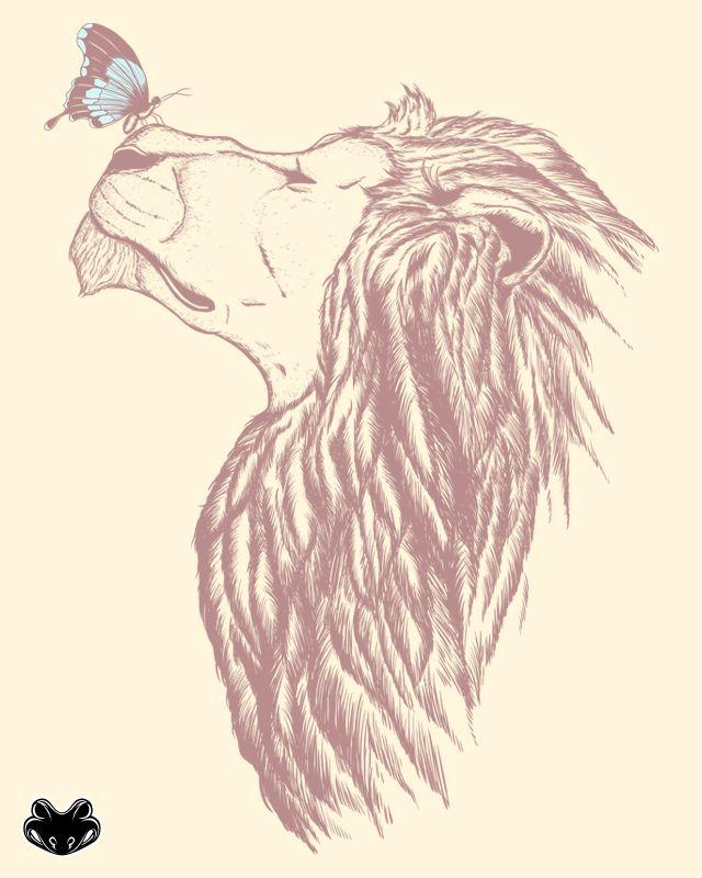 Gentle Man #art #illustration #graphic #design #t-shirt #tees #threadless
