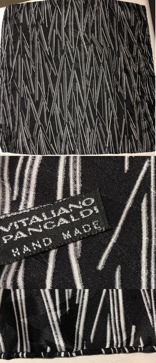 ee427af0743333 Handkerchiefs 167902  Vitaliano Pancaldi Pocket Square 100% Silk Handmade  From Italy -  BUY IT NOW ONLY   13 on  eBay  handkerchiefs  vitaliano   pancaldi ...