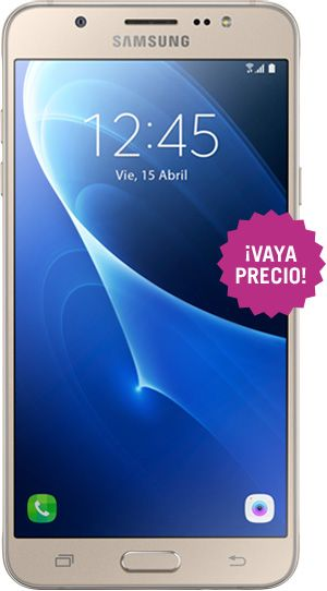 Samsung Galaxy J7 2016 Dorado - Comprar Móvil - Yoigo