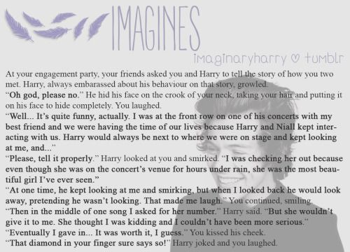 imagines harry styles how you meet at a hotel