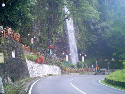 Air terjun lembah anai - Padang