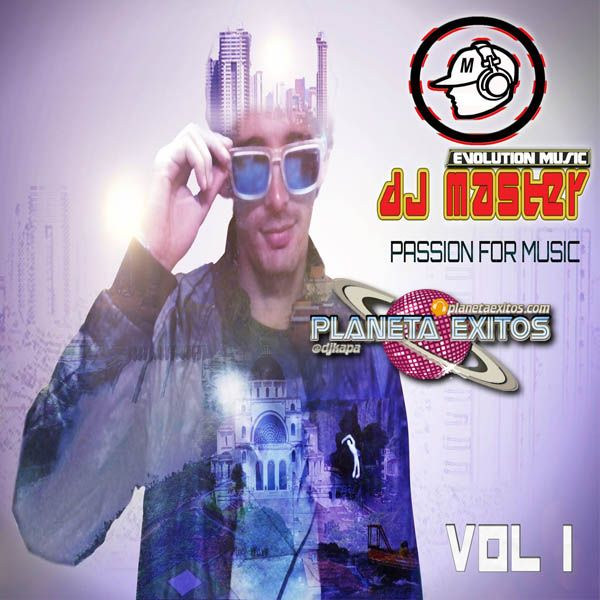 Dj Master Evotion - Pack Passion For Music (Vol.1)