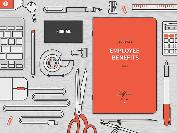 Dribbble - Hightail Benefits by Austin Petito