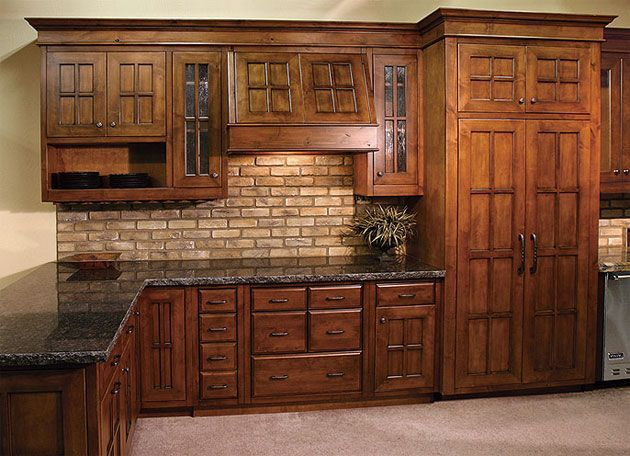 Best Mission Kitchen Designs Mission Style Kitchen Cabinets 400 x 300