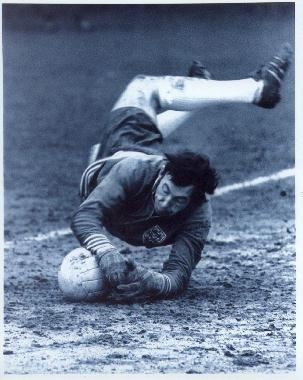 Gordon Banks. one of my all time fav goalkeeper legend.