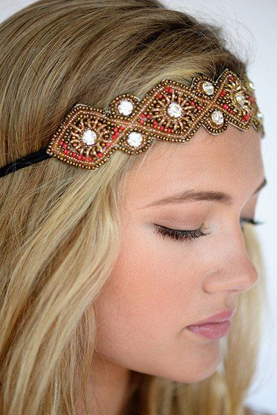 Diamond Headband 18.99 & FREE SHIPPING