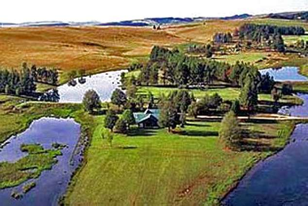 Stoneyhall Farm - Underberg accommodation. Underberg Self Catering House, Cottage, Chalet Accommodation