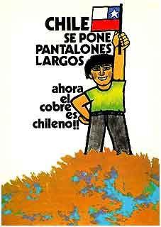 Nacionalización del cobre chileno
