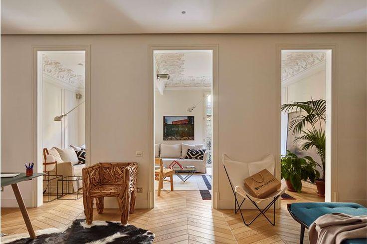 Las 25 mejores ideas sobre fundas de sof en pinterest for Fundas sillas comedor carrefour